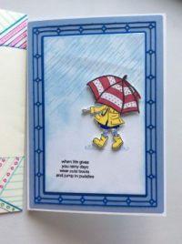 A card I made