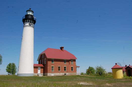 Au Sable Point Light Station - Lake Superior