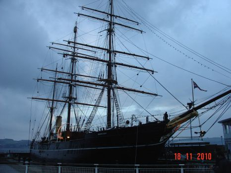 Discovery, Dundee