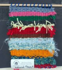 Nathaniel's weaving