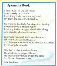 The Enjoyment of Reading