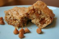 Butterscotch Bars - Yum!