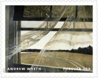 Andrew Wyeth Stamps - 5