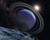 Exoplanet HR 8799b