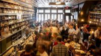 Jack Rose Dining Saloon   (1 of Best Whiskey Bars USA)