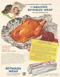 Reynolds Wrap Thanksgiving