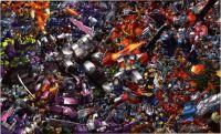 Transformers Insane