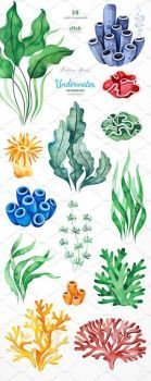 "Themes ""Sea life"""
