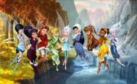 Tinkerbell & Friends
