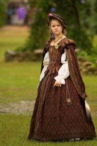 Tudor Maiden