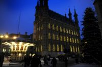 Winter in Leuven - Nostalgic fair & Town Hall