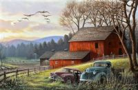 """Countryside Dream"" by Chuck Black"
