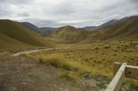Lindis Pass, South Island, NZ