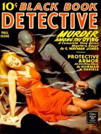 Black Bat (1930) The inspiration of Batman and the first bat man from the comics