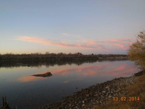 Colorado River at Ehrenberg, Arizona