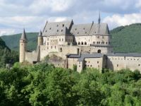 een kasteel in luxemburg