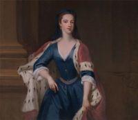 ca. 1725 Lady Anne Cavendish by Jonathan Richardson