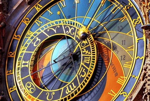 Astronomical Clock Prague, by Edgar Barany on flickr