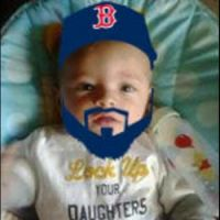 My Little Red Sox Fan