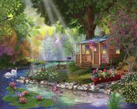 butterfly-lake-