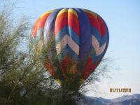 Lake Havasu City, AZ Balloon Festival 1-2019
