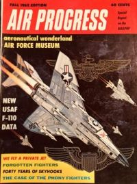 F4 on cover of Air Progress