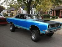Trick Or Treat '69 Plymouth Roadrunner