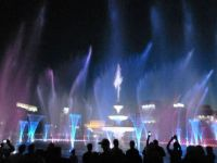Fountain Show Bucharest