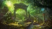 ancient forest-fantasy