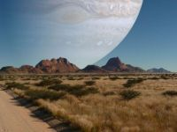 If Jupiter Were As Close As the Moon