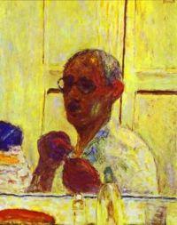 Pierre Bonnard: El ultimo autorretreto,1944/5