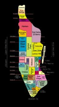 New-York-Neighborhoods-Map