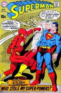 Superman Vs Flash (1973)