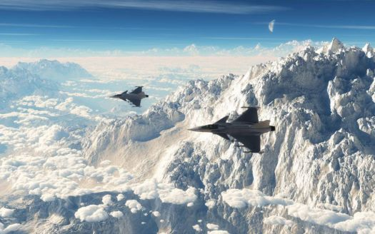 Mount Everest & Jets