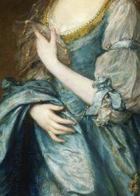 Portrait of Lady Rodney