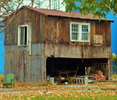 horse shed Salem NJ