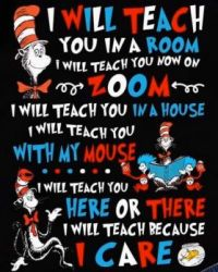 Dr. Seuss rewritten for today