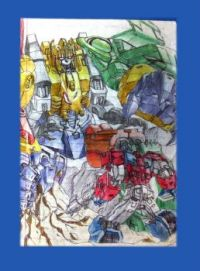 Caelan's Transformers