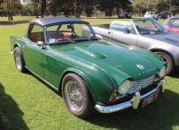 """Triumph """"TR4"""" Roadster - 1963"""