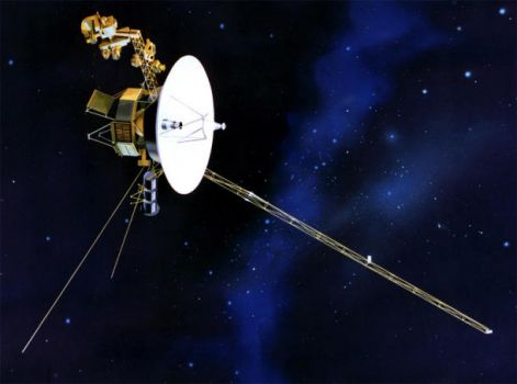 Voyager 1 has left the solar system