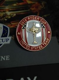 Ryder Cup US Team Pin