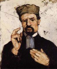 Paul Cézanne: Antoine Dominique Sauveur Aubert as a Lawyer (1866)