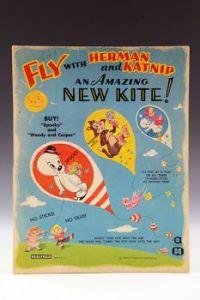 Herman and Katnip kite