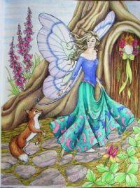 Fox and Fairy