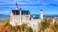 Neuschwanstein Castle - from another view point