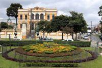 Curitiba - Relógio das Flores
