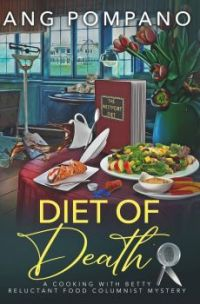 Dieting is a real killer for most of us. Here's a great book to provide revenge.