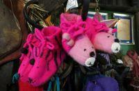 Toddler's Felt slippers....
