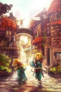 Zidane and Vivi FFIX