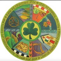 Luck of the Irish Lazy Suzan - 64